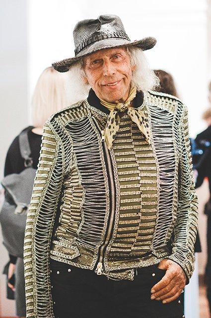 Ксения Собчак и другие звезды на выставке итальянских дизайнеров - Фото №4