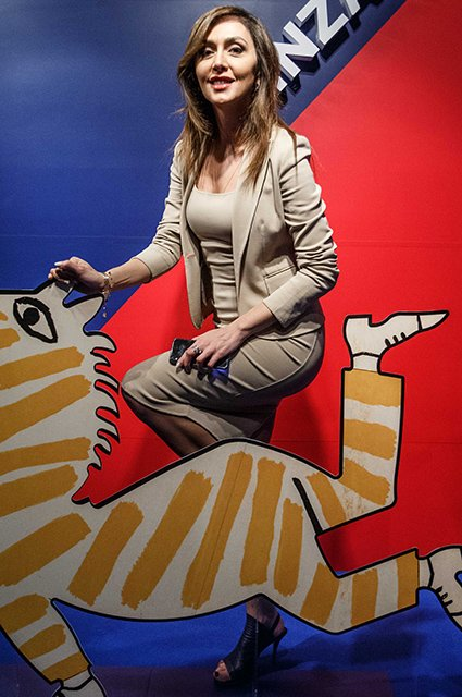 Ксения Собчак и другие звезды на выставке итальянских дизайнеров - Фото №5