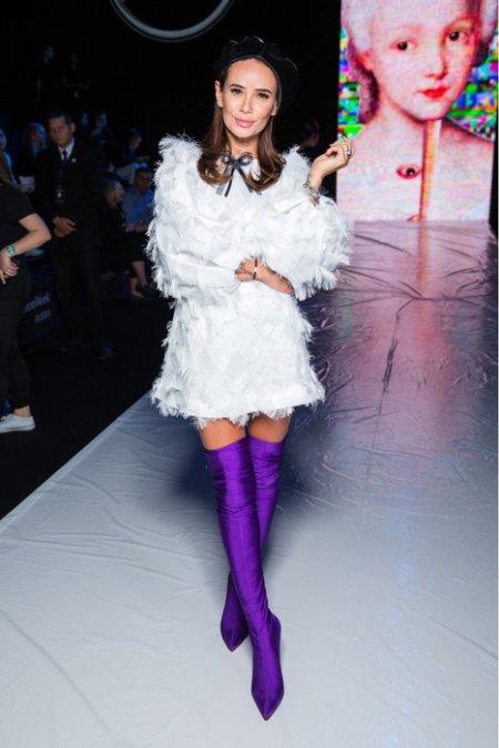 Белла Потёмкина собрала знаменитых подруг на модном показе - Фото №2