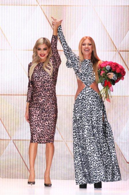 Белла Потёмкина собрала знаменитых подруг на модном показе - Фото №1