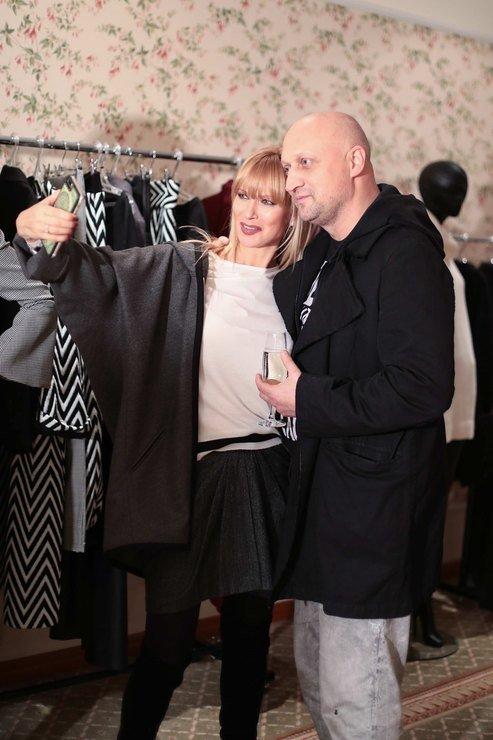 Звёзды на Неделе моды в Москве
