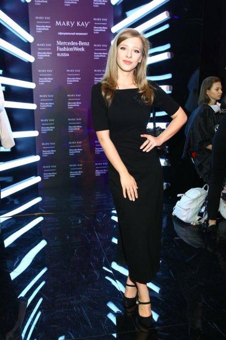 Звёзды на Неделе моды в Москве - Фото №3