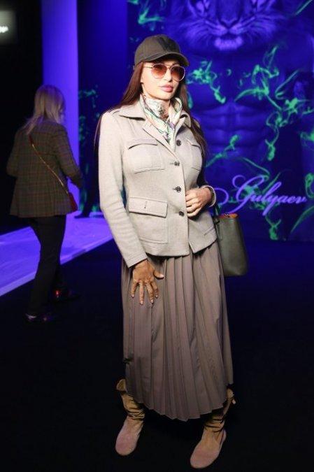 Звёзды на Неделе моды в Москве - Фото №11