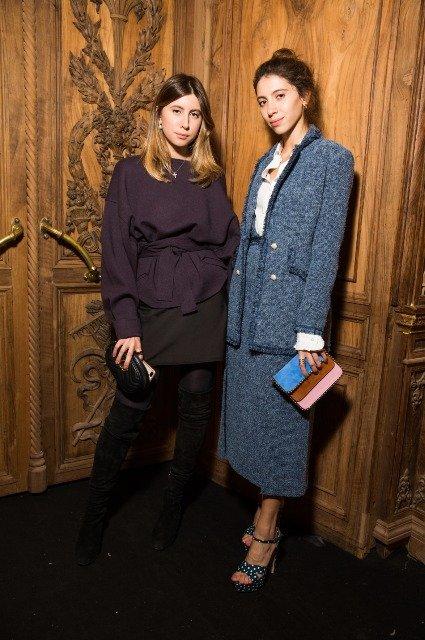 Соня и Инга Меладзе, Наталья Подольская и другие на модном показе Humariff - Фото №5