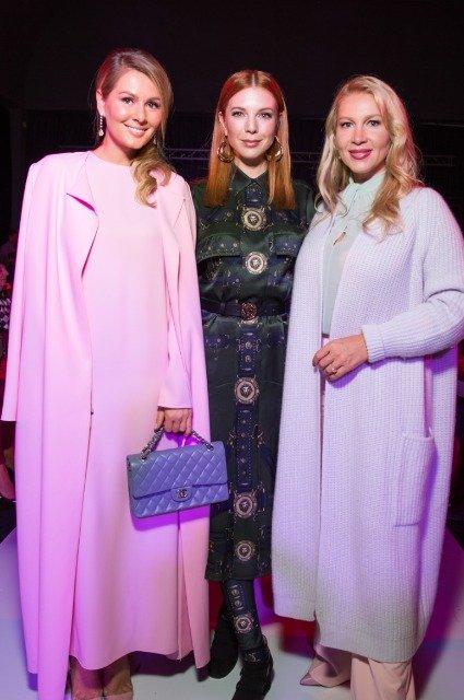 Соня и Инга Меладзе, Наталья Подольская и другие на модном показе Humariff - Фото №6