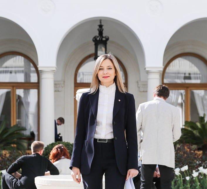 Наталья Поклонская рассказала о тайной свадьбе