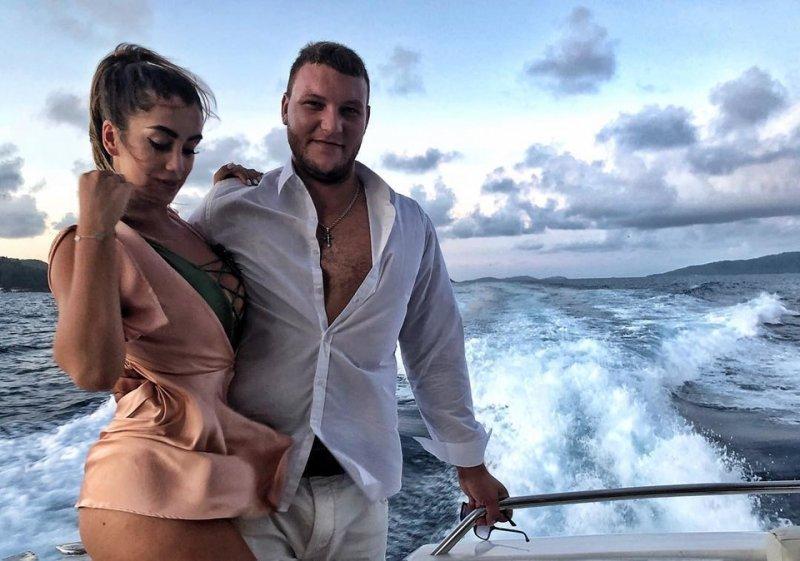 Дима Кварацхелия и Дана Николенко поженились
