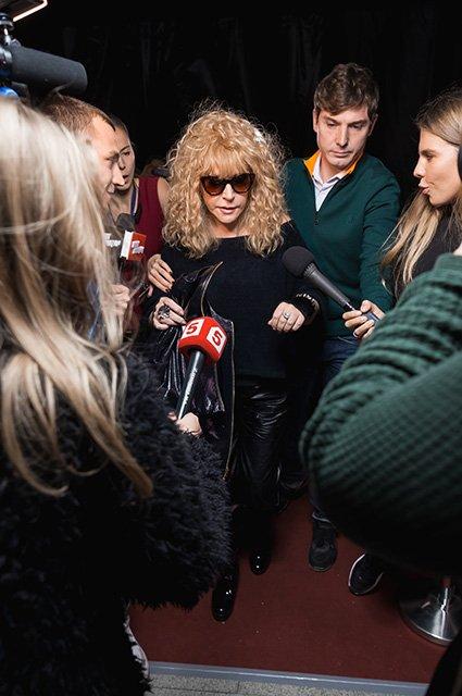 Звёзды на показе новой коллекции Валентина Юдашкина - Фото №6