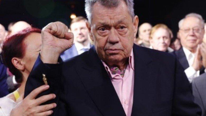 Звёзды скорбят по ушедшему Николаю Караченцову