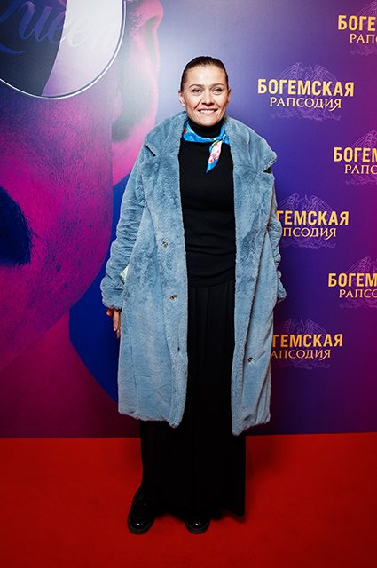 Ева Польна, Полина и Дмитрий Дибровы и другие на премьере «Богемской рапсодии»