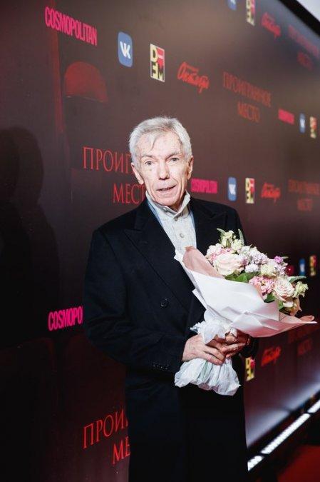 Надежда Михалкова собрала звёзд на премьере дебютной картины - Фото №10