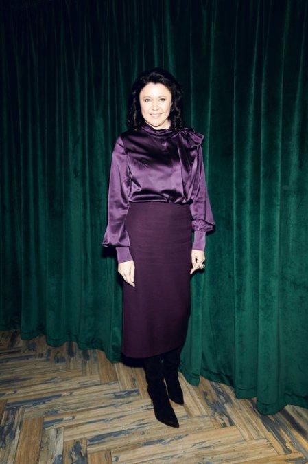 Надежда Михалкова собрала звёзд на премьере дебютной картины - Фото №7
