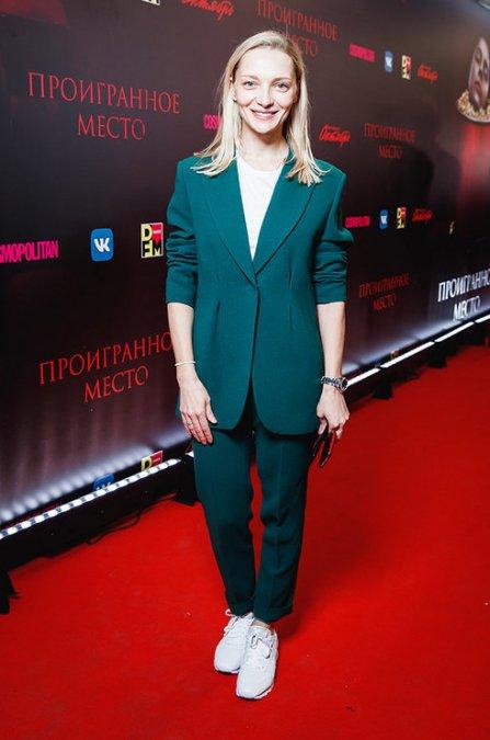 Надежда Михалкова собрала звёзд на премьере дебютной картины - Фото №3