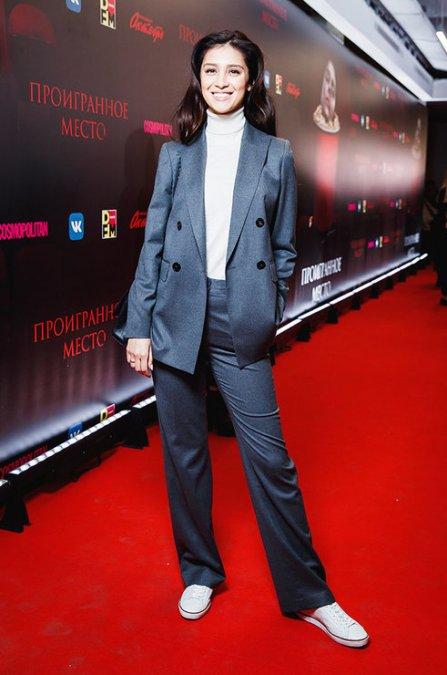 Надежда Михалкова собрала звёзд на премьере дебютной картины - Фото №9