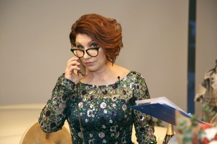 Роза Сябитова раскрыла секреты «Давай поженимся»