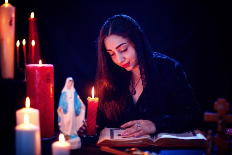Саша Черно обратилась к гадалке, чтобы наладить отношения с Иосифом Оганесяном