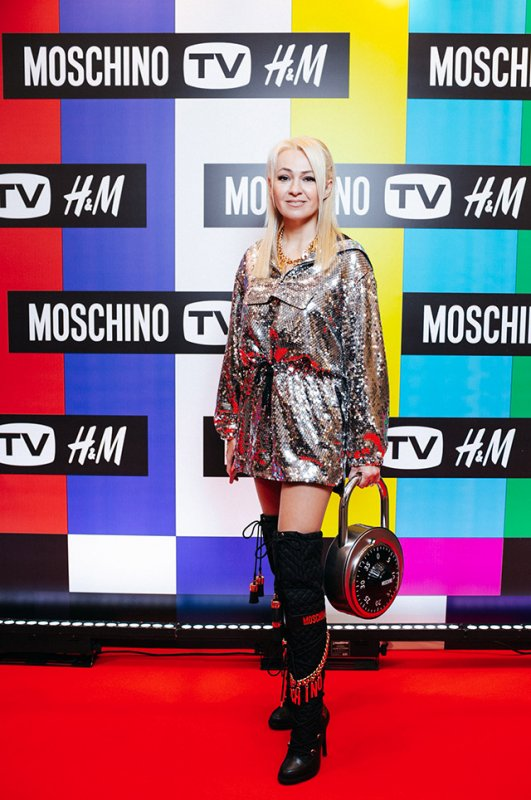 Рудковская, Киркоров и все-все-все на презентации колаборации Moschino и H&M