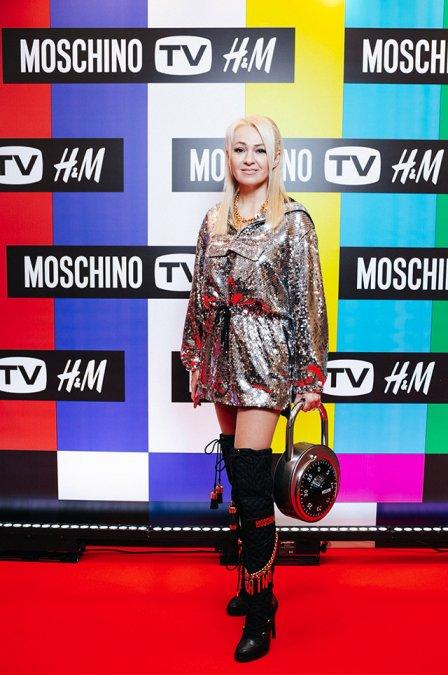 Рудковская, Киркоров и все-все-все на презентации колаборации Moschino и H&M - Фото №5