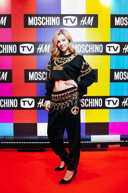 Рудковская, Киркоров и все-все-все на презентации колаборации Moschino и H&M - Фото №6