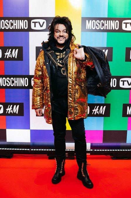Рудковская, Киркоров и все-все-все на презентации колаборации Moschino и H&M - Фото №1