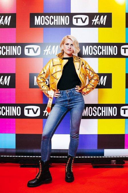 Рудковская, Киркоров и все-все-все на презентации колаборации Moschino и H&M - Фото №2