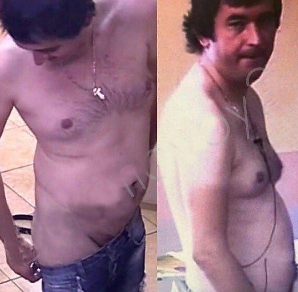 Зрители затроллили голого Андрея Шабарина
