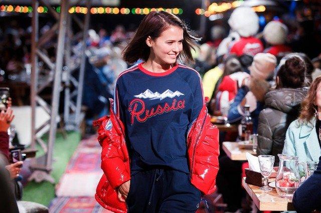 Андрей Малахов, Татьяна Навка и другие на показе Bosco - Фото №5