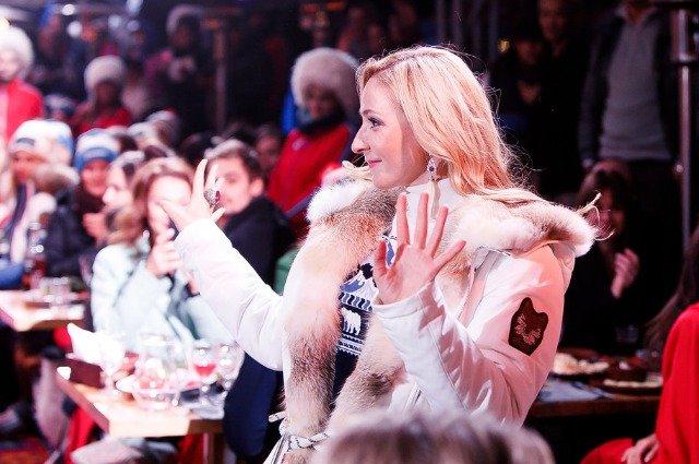 Андрей Малахов, Татьяна Навка и другие на показе Bosco - Фото №3