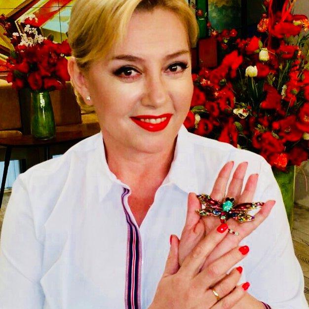 Арина Шарапова разоткровенничалась в программе «Идеальный ремонт»