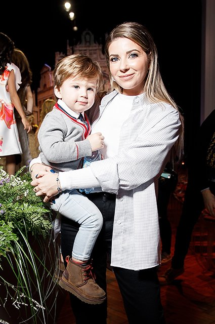 Дети знаменитостей помогли Галине Юдашкиной представить свою новую коллекцию - Фото №6