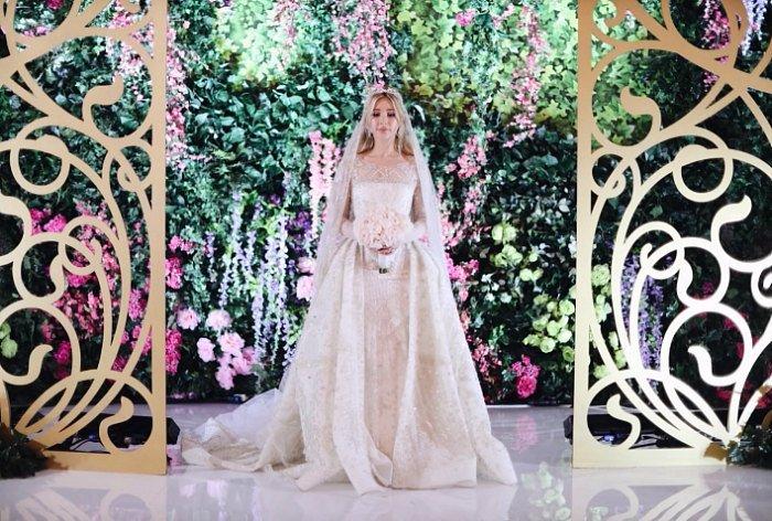 Стали известны подробности шикарной свадьбы племянницы Умара Джабраилова