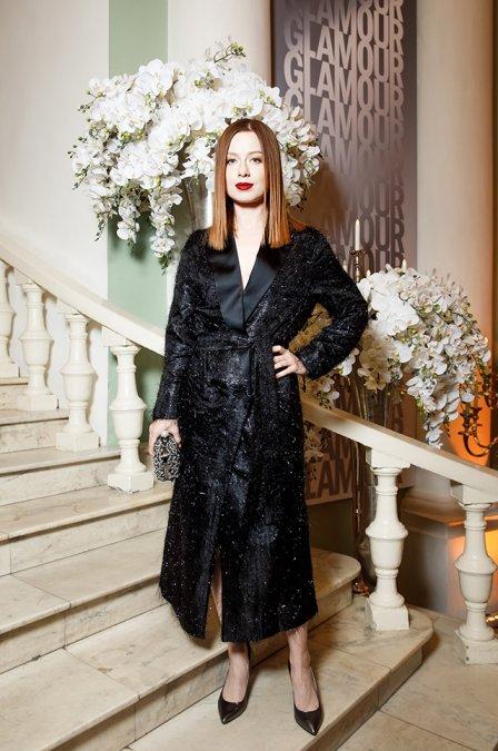 Знаменитости на премии «Женщина года» - Фото №4