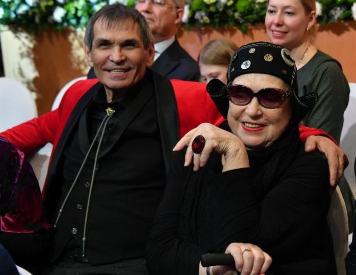 Бари Алибасов прокомментировал свадьбу с Лидией Федоссевой-Шукшиной