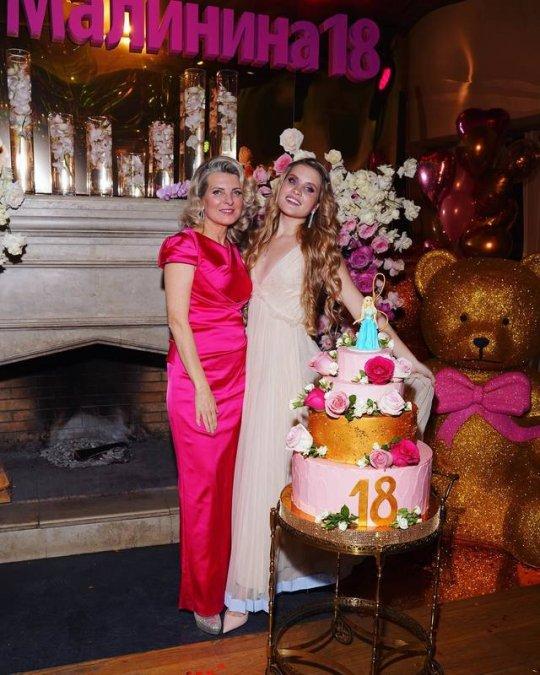 Дочь Александра Малинина отпраздновала совершеннолетие - Фото №11