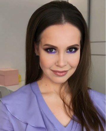 Гоар Аветисян показала роскошный новогодний макияж, который сможет повторить каждая
